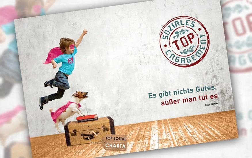 """""""TOP Sozial"""" Charta ist aktiv"""